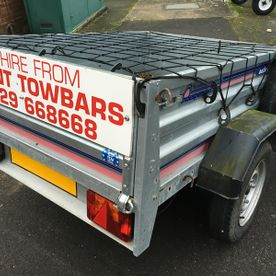 Large Trailer Hire