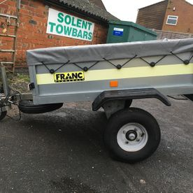 Small Trailer for Hire